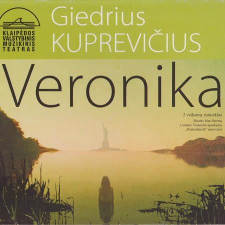 Giedrius Kuprevičius – Veronika