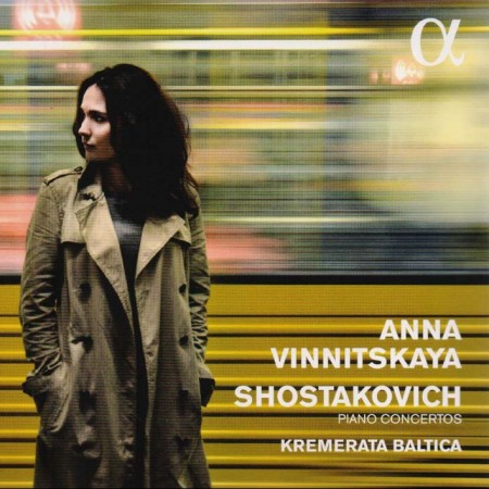 Anna Vinnitskaya, Kremerata Baltica, Staatskapelle Dresden