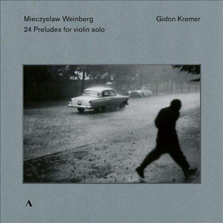 Gidon Kremer, Weinberg